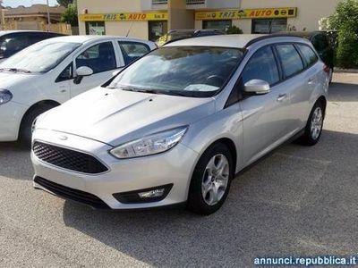 brugt Ford Focus Station Wagon 1.5 TDCi 120 CV Start&Stop SW Titanium
