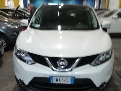 usata Nissan Qashqai 1.6 dCi 2WD Tekna