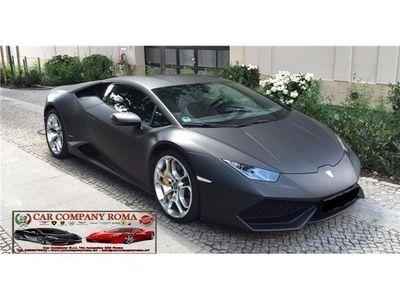 usata Lamborghini Huracán Huracan 5.2 V10Coupé Usato