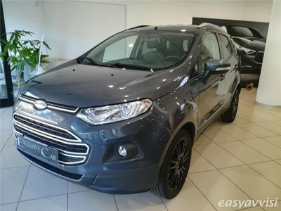 used Ford Ecosport 1.5tdci