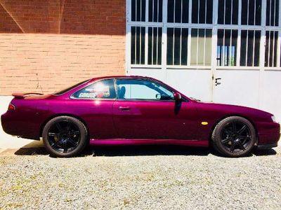usata Nissan 200 SX 200SX Silvia cat