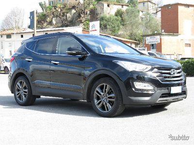usado Hyundai Santa Fe 2.2 CRDi 4WD Style A/T