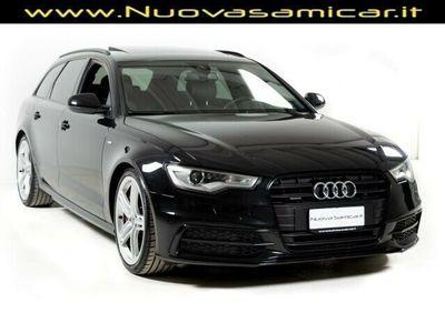 usata Audi A6 AVANT 3.0 TDI BITURBO 313 CV 2X S-LINE QUATTRO