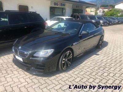 usata BMW 640 Cabriolet d Futura M Sport