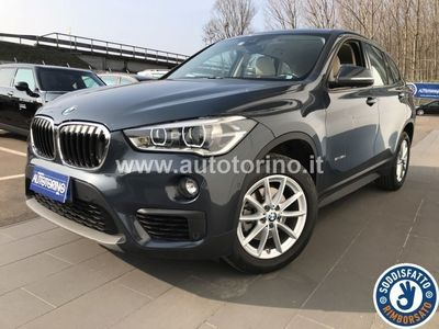 usata BMW X1 sDrive 18d Advantage