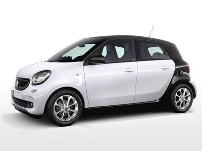 brugt Smart ForFour 90 0.9 Turbo twinamic Passion FH