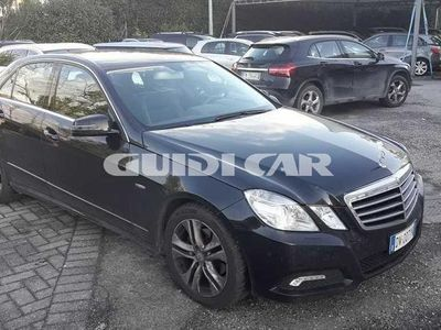 usata Mercedes E220 cdi BE Avantgarde AMG