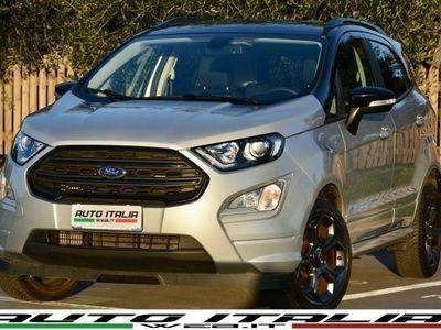 usata Ford Ecosport 1.0 ECOBOOST 125 CV S&S ST-LINE EURO 6D-TEMP +NAVI