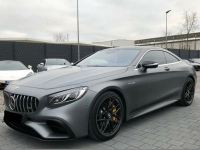 usata Mercedes S63 AMG AMG Coupé 4Matic COMAND TETTO HEAD UP FULL !!