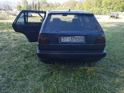 usata VW Golf GTI 1800 cat 5 porte