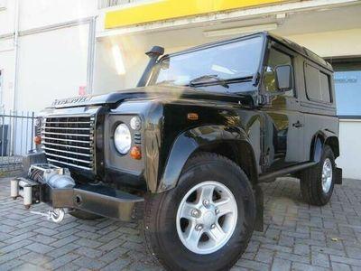 usata Land Rover Defender 110 2.4 TD4 **CLIMA/GANCIO/VETRI ELETTRCI**