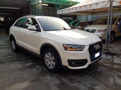 usata Audi Q3 2.0 TDI quattro S tronic Business Plus NAVIGATORE