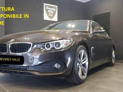 usata BMW 420 Gran Coupé Serie 4 G.C. NAVI-XENO