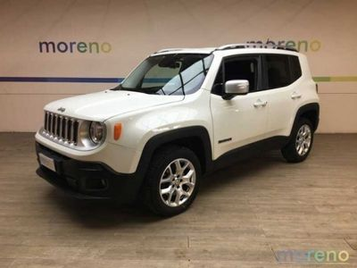 used Jeep Renegade 2.0 Mjt 140 CV Limited 4WD A/T