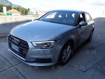 usata Audi A3 Sportback 1.6 TDI 116 CV Business del 2018 usata a Albenga