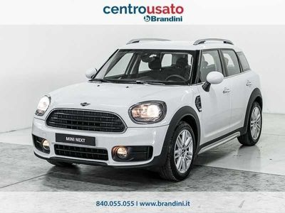 usata Mini Cooper D Countryman 2.0 Business auto my18