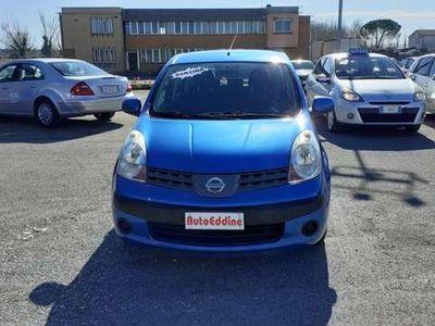 usata Nissan Note 1.4 16v ACENTA KM CERTIFICATI OK PER NEOPATENTATI