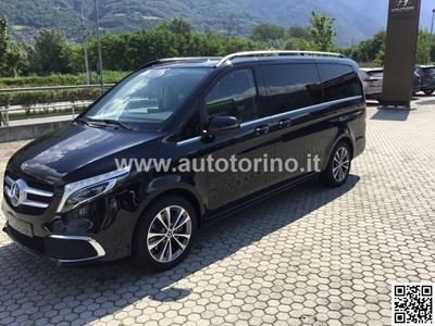 used Mercedes 300 - VAN CLASSE V VD PREM LONG