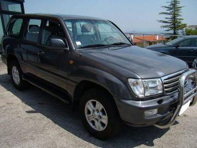 usata Toyota Land Cruiser 4.2 TD 24V aut. 100 rif. 11078887