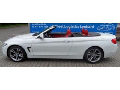 usata BMW 420 Serie 4 Cabrio(F33) d Cabrio Sport