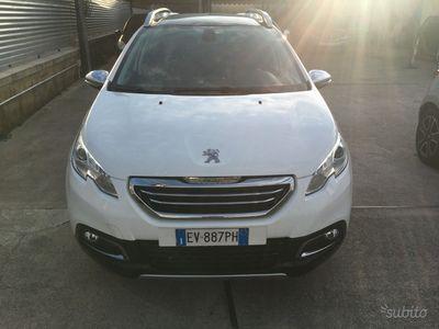 begagnad Peugeot 2008 1.6 e-HDi 92CV Allure - 2014