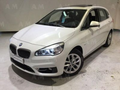 usata BMW 220 Serie 2 Active Tourer d Luxury del 2018 usata a Tavagnacco