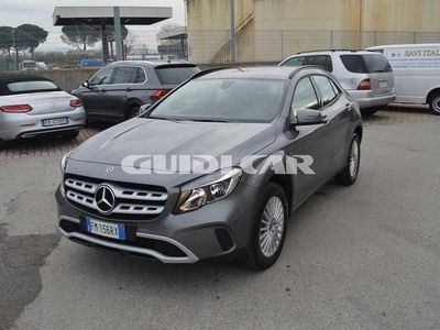 usata Mercedes GLA200 d Executive