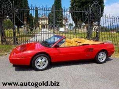 usata Ferrari Mondial 3.4 t (PERMUTE) libro tagliandi Benzina