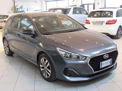 usata Hyundai i30 Wagon 1.6 CRDi 110 CV Go!NAVI!VETRI OSCURATI!BT!