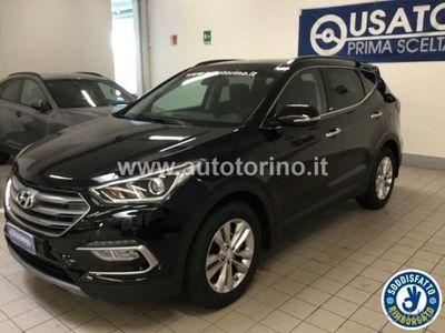 used Hyundai Santa Fe 5P 2.2 CRDi 4WD A/T -XPOSSIBLE