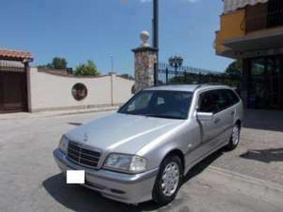 usata Mercedes C180 cat Station Wagon Elegance GPL Benzina