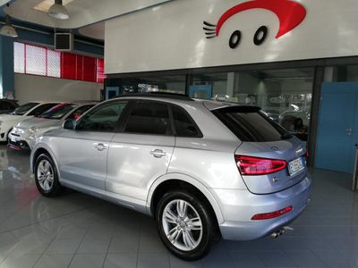usata Audi Q3 2.0 TDI quattro Edition