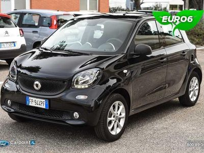 gebraucht Smart ForFour 1.0 Youngster 71cv my18