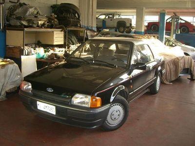 gebraucht Ford Escort Cabriolet 1.4 Ghia