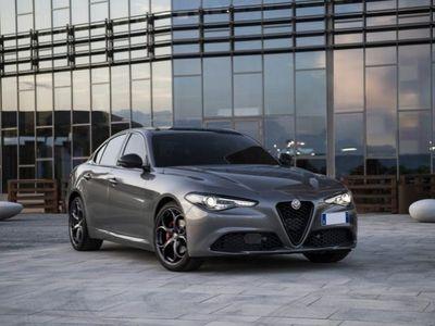brugt Alfa Romeo Giulia 2.2 Turbodiesel 180 CV AT8 Super Navi