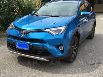 usata Toyota RAV4 Hybrid 2WD Style del 2016 usata a Monza