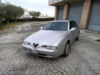 usata Alfa Romeo 166 2.4 JTD 140cv Distinctive PELLE S