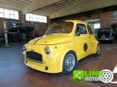 usata Fiat 500 base 110 F / II, veicolo elaborato con assetto tuning, non omologato, da collezione, esposizione o pista