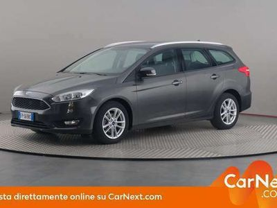 usata Ford Focus SW 1.5 Tdci 120cv S&S Business