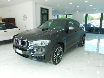usata BMW X6 M 50d 381CV TETTO APRI. NAVI, CAMERA ANT. E POST.