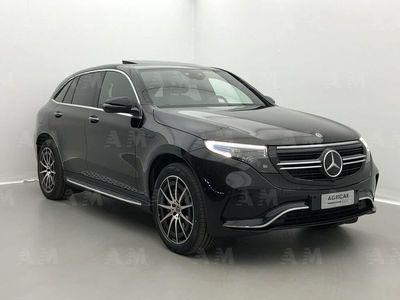 usata Mercedes EQC Classe400 4Matic Premium nuova a San Zeno Naviglio