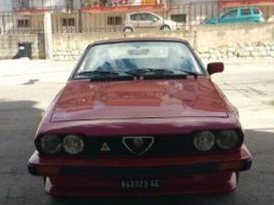 usado Alfa Romeo Alfetta GT/GTV GTV 2.0 Grand Prix