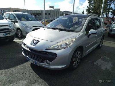 usata Peugeot 207 1.6 VTi 120CV SW XS Ciel