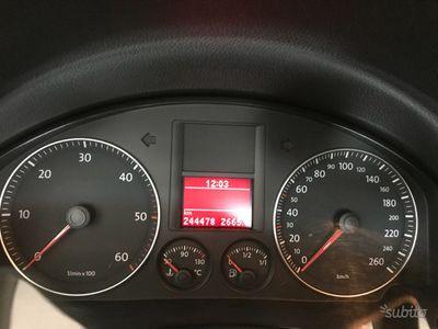 used VW Jetta 2.000 Tdi - Anno 2007