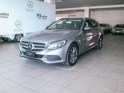 używany Mercedes C220 d S.W. Auto Sport Plus FH