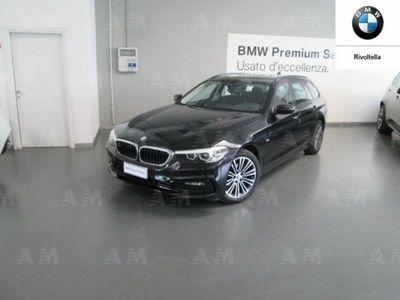 usata BMW 520 Serie 5 Touring d Sport del 2018 usata a Arcene