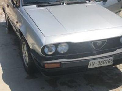 usata Alfa Romeo 2000 gtvanno 1982