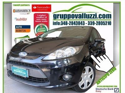 usata Ford Fiesta 1.4 TDCi 70CV NEOPATENTATI OK rif. 7640320