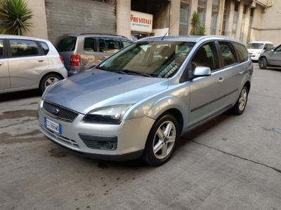 second-hand Ford Focus 1.6 tdci 110cv s.w motore perfetto