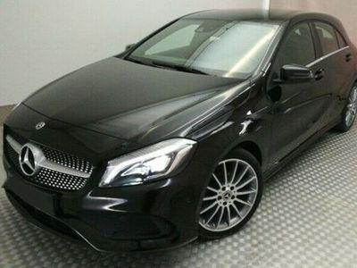 usata Mercedes A180 d Premium Amg Navi Led